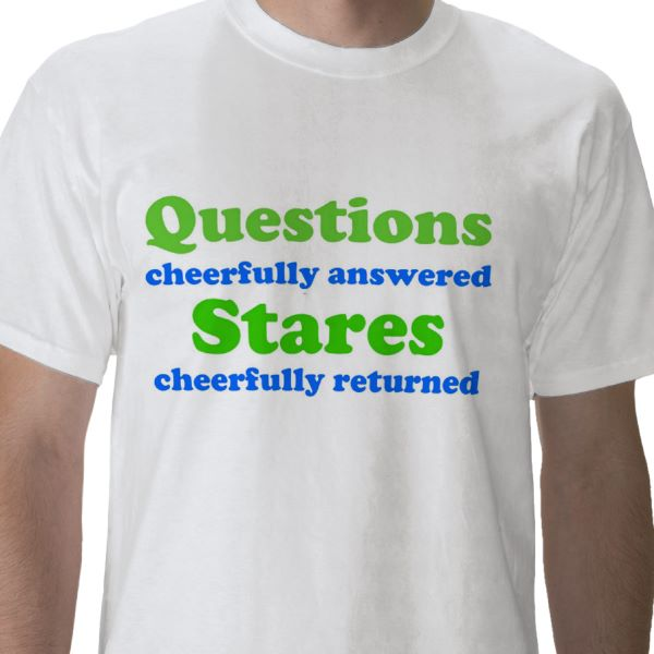 Questionscheerfully